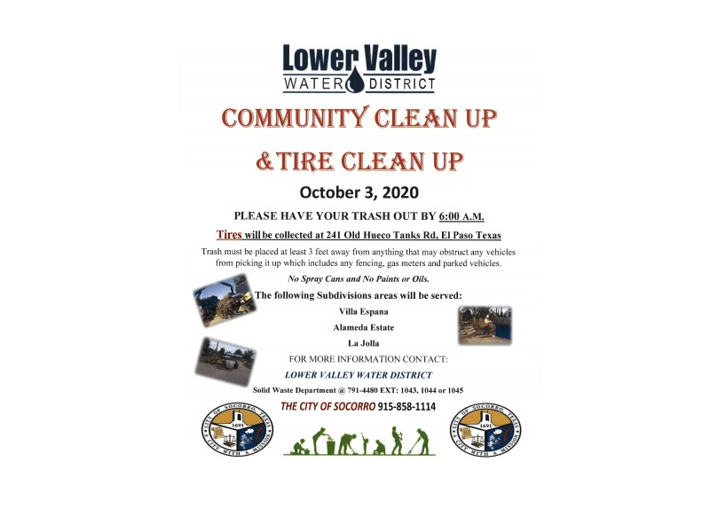 Community Clean-up 2020